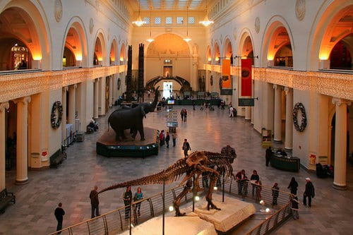 40.Museum of Natural History