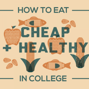 Eat Healthy for Cheap