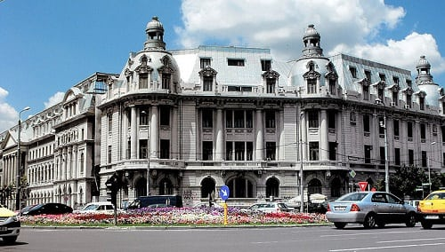 10. Bucharest, Romania