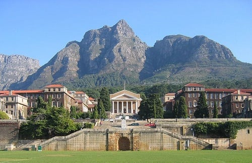15. Cape Town, South Africa