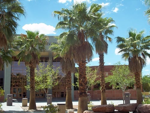 16. College of Southern Nevada - Las Vegas, Nevada