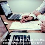 35 Top Value Affordable Online Bachelor's Degrees in Business Administration 2016-2017