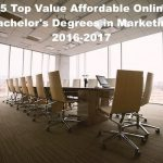 35 Top Value Affordable Online Bachelor's Degrees in Marketing 2016-2017