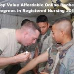 25 Top Value Affordable Online Bachelor's Degrees in Registered Nursing 2017