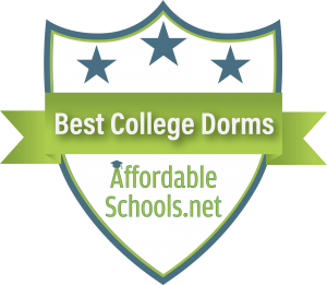 Affordable Schools Best College Dorms