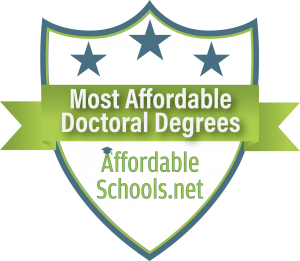 Affordable Schools Most Affordable Doctoral Degrees